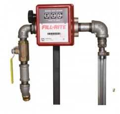 WATER METER FOR FLOW TRACKING