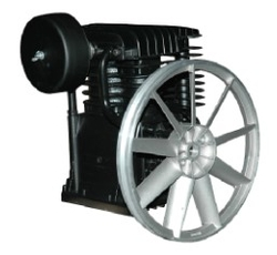 COMPRESSED AIR DRIVEN GROUT PUMP