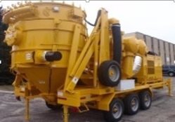 INDUSTRIAL WASTE COLLECTOR