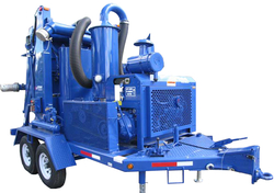 LAND EXCAVATION VACUUM FOR INDUSTRIAL FITTINGS
