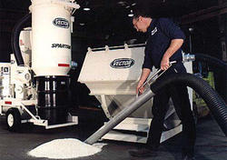 SAND EXTRACTION AND CONVEYING MACHINES