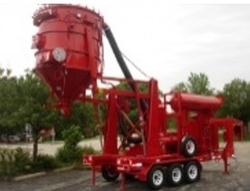 SLAUGHTER HOUSE WASTE PUMP