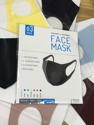 Resusable Mask with certificate from AL KAHF GENERAL TRADING LLC