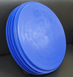 4 inch Plastic Pipe Inner Cap from AL BARSHAA PLASTIC PRODUCT COMPANY LLC