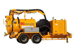 WET WASTE COLLECTION VACUUM