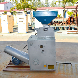 Rubber Roller Rice Huller Machine for sale