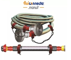 HOSE TESTING Recertification (IMR) servvices BOP, Rotary, Hydraulic hoses from MANULI FLUICONNECTO