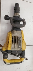 2ND HAND DEWALT Demolition Hammer  1500W from AL MUHARIK ALASWAD W.SHOP EQUIP. TR