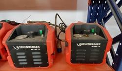 Rothenberger- pressure test Pump-PRO111-secondhand from AL MUHARIK ALASWAD W.SHOP EQUIP. TR