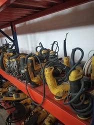 2ND HAND DEWALT HAND DRILLING MACHINES from AL MUHARIK ALASWAD W.SHOP EQUIP. TR