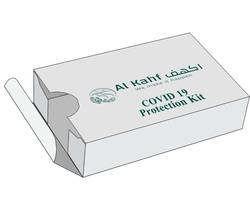 COVID 19 PROTECTION KIT from AL KAHF GENERAL TRADING LLC