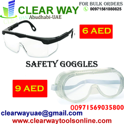 SAFETY GOGGLES DEALER IN MUSSAFAH , ABUDHABI , UAE