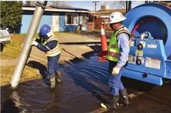 VACUUM PUMPS FOR WATER TANK MAINTENANCE