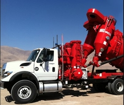TOXIC WASTE EXTRACTION VACUUM TRUCK from ACE CENTRO ENTERPRISES