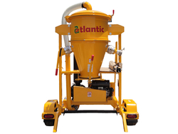 CONSTRUCTION CHEMICAL WASTE VACUUM SYSTEM