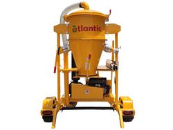 HEAVY DUTY VACUUM MACHINES FOR DE WATERING