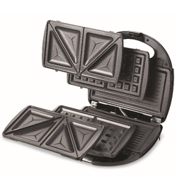Buy Kenwood Sandwich maker - black from Shatri Store! from SHATRI STORE