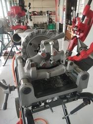 MACSTROC BOLT THREADING MACHINE 12MM-50MM from AL MUHARIK ALASWAD W.SHOP EQUIP. TR