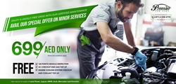 Dubai Luxury Vehicle Workshop – Premier Car Care