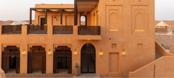 Dessert Resort in UAE