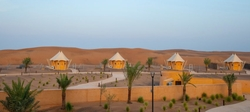 Five star Tents in UAE from AL BADAYER RETREAT