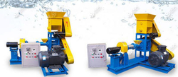 Fish Feed Pellet Machine Fish Feed Extruder