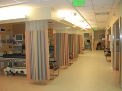 Hospital Curtains  from ANGLO MIDDLE EAST HOTEL SUPPLIES LLC.