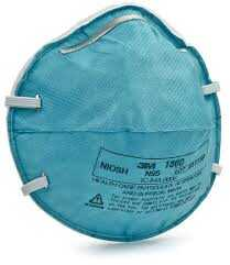 3M 1860 Face Mask 055 5477899