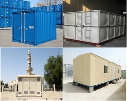 CONTAINERS MAINTENANCE AND EQUIPMENT from TRI COLORS GENERAL TRADING LLC