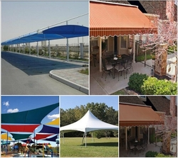 Parking Shed, Awnings, Tensile Shades from TRI COLORS GENERAL TRADING LLC