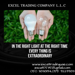 ELECTRICAL ITEMS  from EXCEL TRADING COMPANY L L C