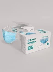 NKX Face masks Face masks.Facemasks.NKX MaskFace masks Face masks.NKX Facemasks. NKX disposable Mask from SB GROUP FZE LLC