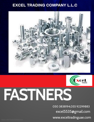 FASTNERS  from EXCEL TRADING COMPANY L L C