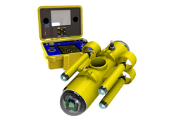 UNDER WATER ROV FOR AQUACULTURE