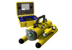 SUB SEA INVESTIGATION ROBOT