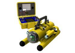 REMOTE OPERATED UNDER WATER INSPECTION MACHINE