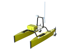 UNMANNED SURFACE VEHICLE FOR OCEANOGRAPHIC SURVEYS