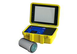 SUBMERSIBLE CAMERA FOR HYDROGRAPHY