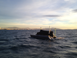 UNMANNED SURFACE VEHICLE FOR HYDROGRAPHY