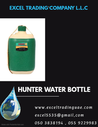 HUNTER WATER BOTTLE from EXCEL TRADING COMPANY L L C