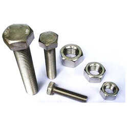 Monel Fasteners from PETROMET FLANGE INC.