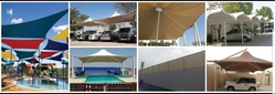 PREFABRICATED CAR SHELTER from CAR PARKING SHADES SUPPLIER