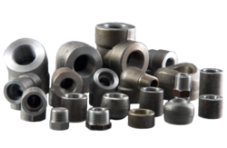 FORGED FITTINGS from PETROMET FLANGE INC.