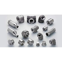 STAINLESS STEEL FORGED FITTINGS from PETROMET FLANGE INC.