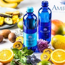 AMRITA ALKALINE ANTI-AGING MINERAL WATER 1L ST ...