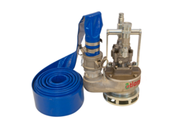 HYDRAULIC SUBMERSIBLE SEWAGE PUMPS