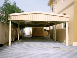 SANDWICH PANEL SHADES 0543839003 from CAR PARKING SHADES SUPPLIER