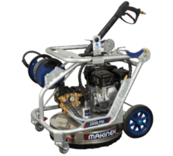 DUAL PRESSURE WASHER FOR SEWAGE WASHING from ACE CENTRO ENTERPRISES
