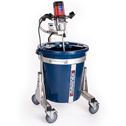 PORTABLE CEMENT MIXING STATION