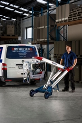 POWERED HAND TRUCK SUPPLIERS